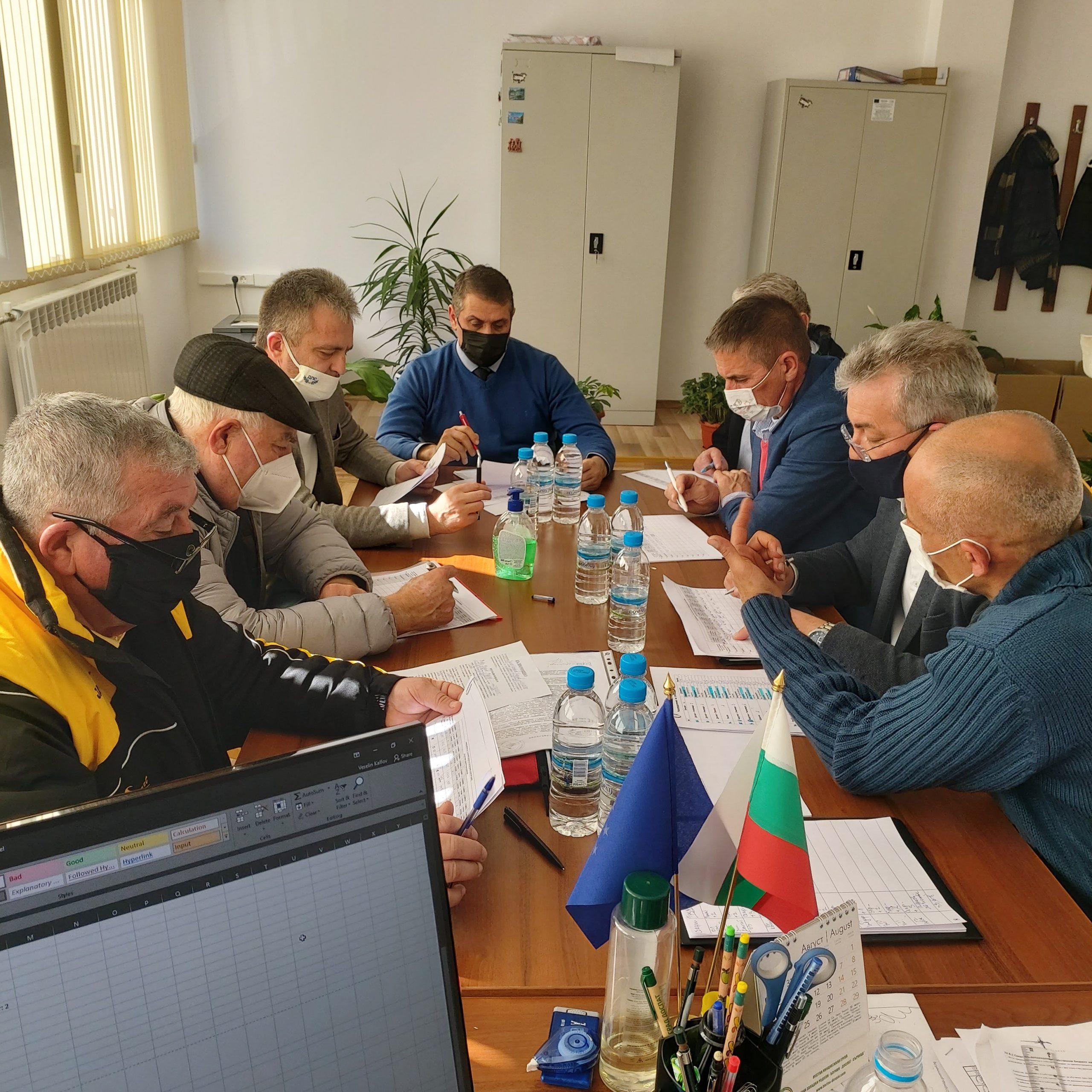 Партиите се споразумяха за състава на СИК