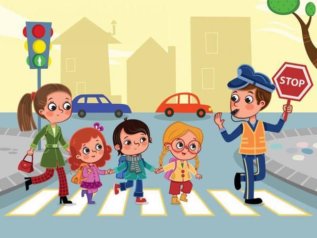 """Стартира акция """"Децата тръгват на училище! Да ги пазим на пътя!"""""""